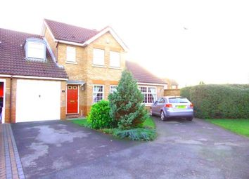 Thumbnail 3 bed link-detached house for sale in St. Georges Close, Appleton, Warrington, Cheshire