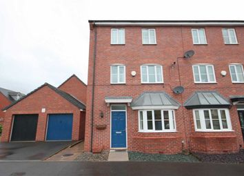 Thumbnail 4 bedroom town house for sale in Waterfields, Retford, Nottinghamshire