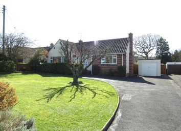 Thumbnail 4 bed detached bungalow for sale in Beech Road, Shipham, Winscombe