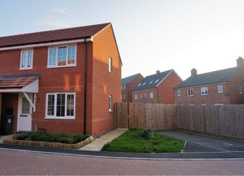 Thumbnail 2 bed semi-detached house for sale in Summerhill Place, Market Harborough