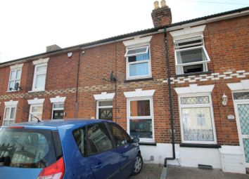 Thumbnail 2 bedroom terraced house to rent in Parliament Road, Ipswich
