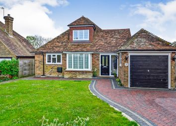 Thumbnail 4 bed detached bungalow for sale in Newlands Avenue, Bexhill-On-Sea