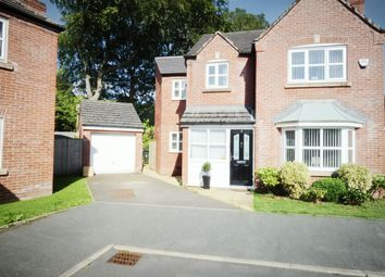 Thumbnail 4 bedroom detached house for sale in Stately Drive, Middleton, Manchester