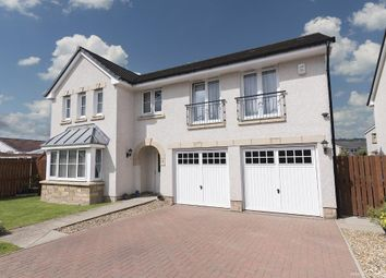 Thumbnail 5 bed detached house for sale in Galloway Road, Causewayhead, Stirling, Scotland