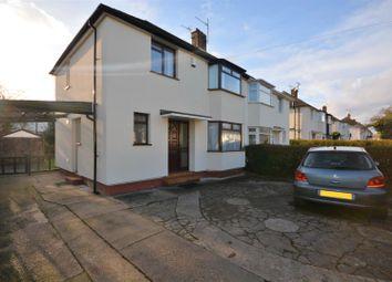 Thumbnail 3 bedroom semi-detached house for sale in Green Lane, Clifton, Nottingham