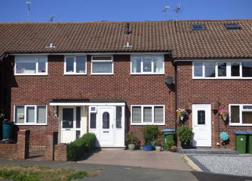 Thumbnail 3 bed terraced house for sale in Jubilee Avenue, Rustington, Littlehampton