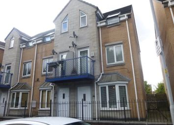 Thumbnail 4 bedroom property to rent in Dearden Street, Hulme, Manchester