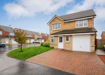 Thumbnail 3 bed detached house for sale in Rigby Gardens, Eastfields, Glasgow