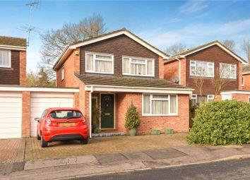 Thumbnail 3 bed link-detached house for sale in De Vitre Green, Wokingham, Berkshire