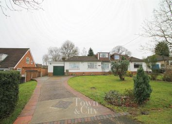 Thumbnail 4 bed semi-detached bungalow for sale in Carton Road, Higham, Rochester