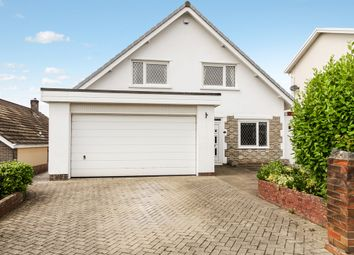 Thumbnail 4 bed detached house for sale in De Granville Close, Porthcawl