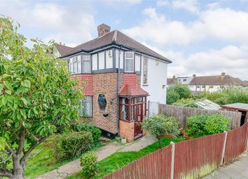 Thumbnail End terrace house for sale in Seymour Avenue, Morden, Surrey