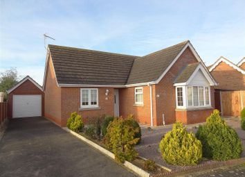Thumbnail 2 bedroom property for sale in Godson Avenue, Heckington, Sleaford