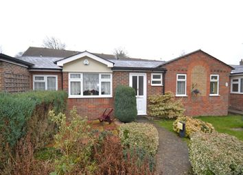 Thumbnail 1 bedroom bungalow for sale in Ermine Court, Church Street, Buntingford