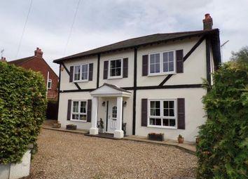 Thumbnail 4 bed detached house for sale in Downham Market, Norfolk