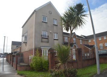Thumbnail 4 bed town house for sale in Jersey Quay, Port Talbot