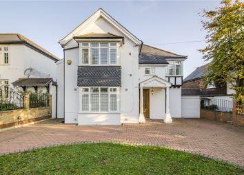 Thumbnail 5 bed detached house for sale in Norbury Hill, London