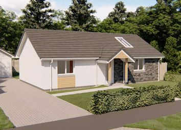 Thumbnail 2 bed detached bungalow for sale in Pitcrocknie Village, Alyth, Perthshire