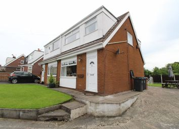 Thumbnail 3 bed semi-detached bungalow for sale in Lowther Crescent, Leyland