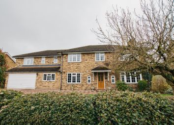 Thumbnail 5 bed detached house for sale in The Heythrop, Chelmsford