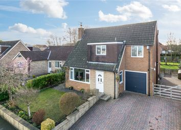 Thumbnail 4 bed detached house for sale in Red Bank Drive, Ripon, North Yorkshire