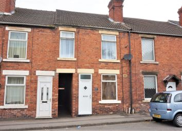 Thumbnail 3 bed terraced house for sale in Kilton Road, Worksop