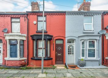 2 bed terraced house for sale in Macdonald Street, Wavertree, Liverpool L15