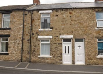 Thumbnail 2 bed terraced house to rent in Edward Terrace, New Kyo, Stanley, Durham