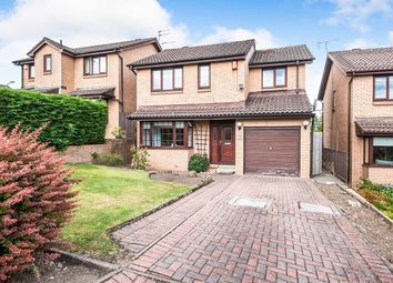 Thumbnail 4 bed detached house for sale in Binniehill Road, Cumbernauld, Glasgow