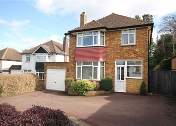Thumbnail 3 bed detached house for sale in North View Crescent, Epsom
