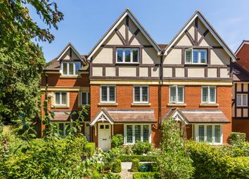 Thumbnail 4 bed town house for sale in Wray Common Road, Reigate