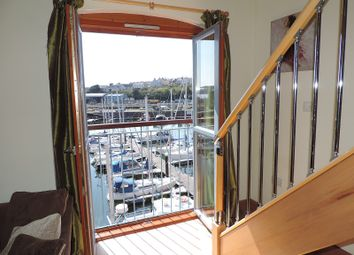 Thumbnail 2 bed flat for sale in Vanguard House, Nelson Quay, Milford Haven, Pembrokeshire.