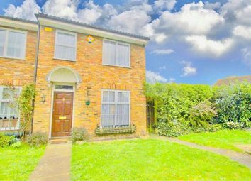 Thumbnail 3 bedroom end terrace house to rent in Holmsdale Close, Iver, Buckinghamshire