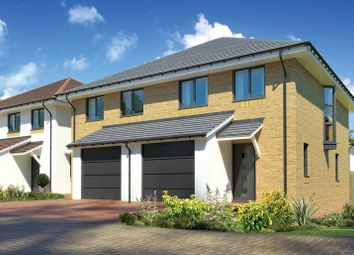 Thumbnail 3 bed semi-detached house for sale in Plot 16, Cobbs Beck, Highcliffe Christchurch, Dorset