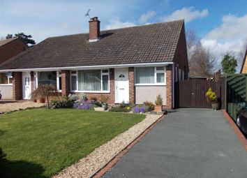 Thumbnail 3 bed bungalow for sale in Highfields, Shrewsbury