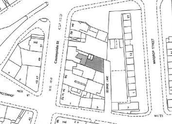 Thumbnail Land for sale in 60, Causeyside Street, Paisley, Renfrewshire PA11Yw