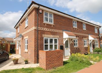 Thumbnail 1 bed town house for sale in Twigg Crescent, Armthorpe, Doncaster