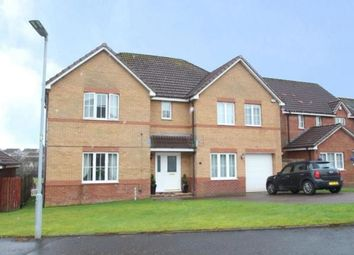 Thumbnail 5 bed detached house for sale in Strathvithie Grove, Hairmyres, East Kilbride