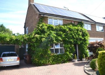Thumbnail 4 bed semi-detached house for sale in Draycott Road, Sawley, Nottingham