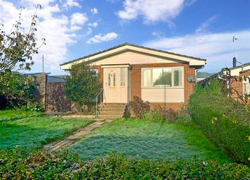 Thumbnail 2 bed detached bungalow for sale in St. Edmunds Walk, Wootton Bridge, Ryde, Isle Of Wight