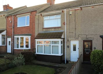 Thumbnail 2 bed terraced house for sale in Glenholme Terrace, Blackhall Colliery, Hartlepool