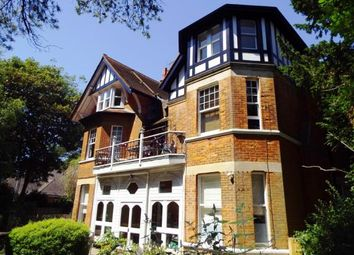 Thumbnail 2 bedroom flat for sale in Talbot Woods, Bournemouth, Dorset
