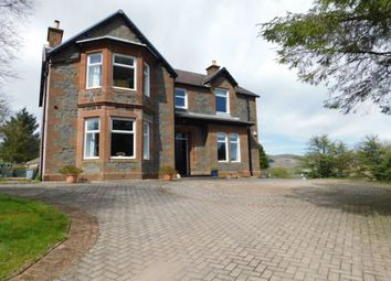 Thumbnail 4 bedroom detached house for sale in Dunalastair Road, Crawford, Biggar
