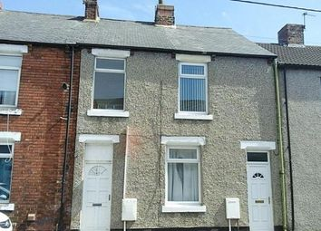 Thumbnail 1 bedroom terraced house to rent in Station Road, Trimdon Station