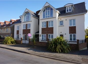 Thumbnail 2 bed flat for sale in 28 Newport Road, Cowes