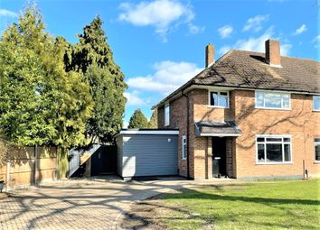 Thumbnail 3 bed semi-detached house for sale in Cray Avenue, Ashtead