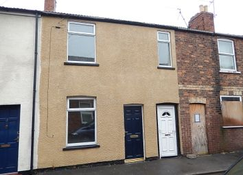 Thumbnail 2 bedroom terraced house to rent in High Street, Gainsborough, Lincs