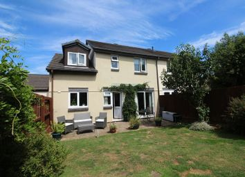 Thumbnail 4 bed semi-detached house for sale in Wesley Way, Alphington, Exeter