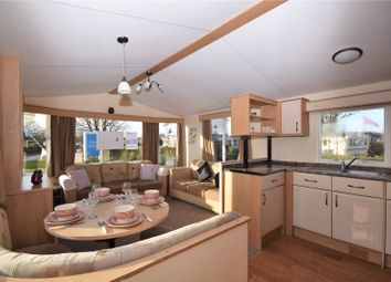 Thumbnail 3 bedroom mobile/park home for sale in Sunnydale Holiday Park, Sea Lane, Saltfleet