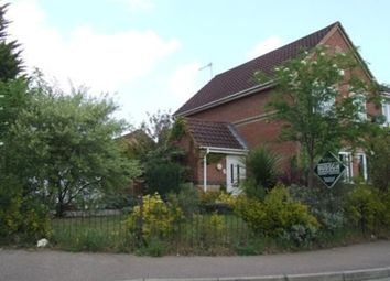 Thumbnail 3 bed semi-detached house to rent in Mallow Road, Thetford